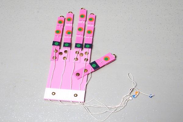 כף יד אדם מקט 778